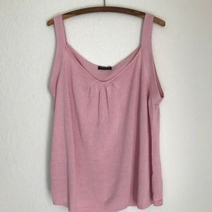 """Eileen Fisher Cami Tank Plus 46"""" Bust"""